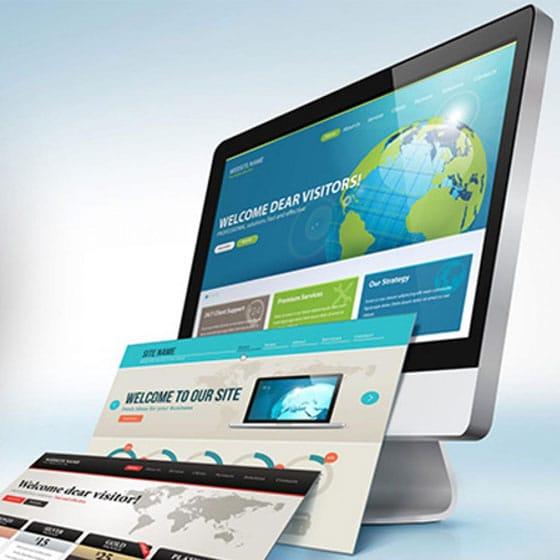 Nieuwe websites