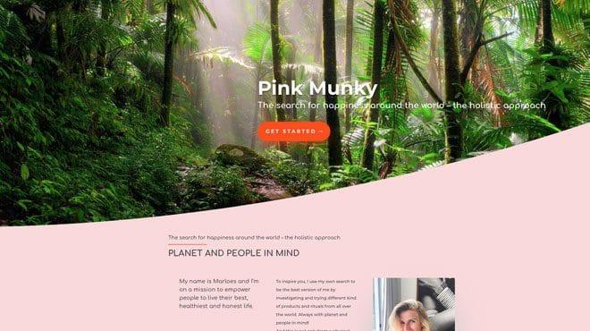 Pink Munky